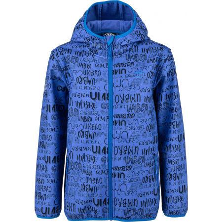 Chlapecká softshellová bunda - Umbro INAS - 1