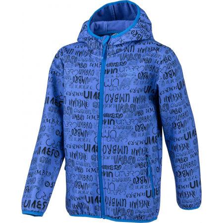 Chlapecká softshellová bunda - Umbro INAS - 2