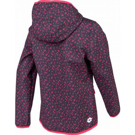 Dívčí softshellová bunda - Lotto GEORGIANA - 3