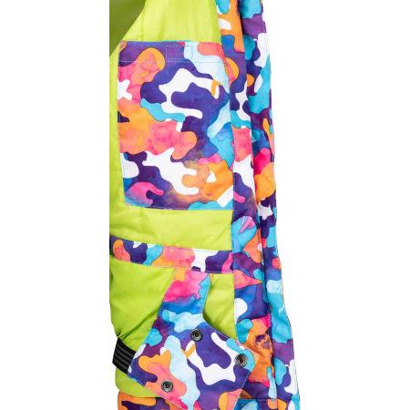 Dívčí zimní bunda - Lewro SACHET - 6