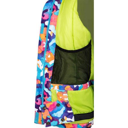Dívčí zimní bunda - Lewro SACHET - 7