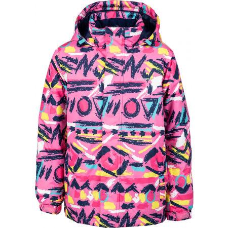 Lewro ANFET - Dětská snowboardová bunda