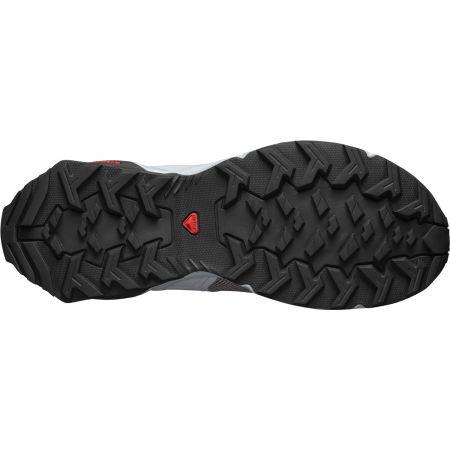 Dámská turistická obuv - Salomon X RAISE MID GTX W - 4