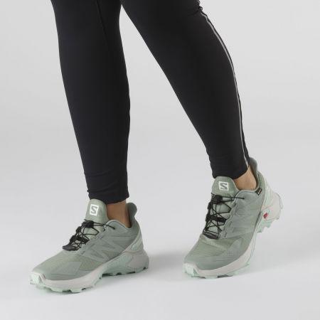 Dámská běžecká obuv - Salomon SUPERCROSS BLAST GTX W - 5