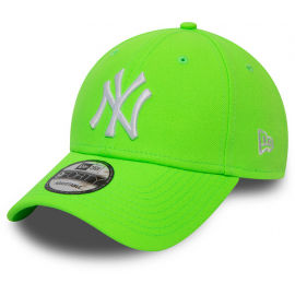 New Era 9FORTY ESSENTIAL NEON MLB NEW YORK YANKEES - Klubová kšiltovka