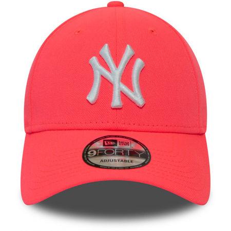 Klubová kšiltovka - New Era 9FORTY ESSENTIAL NEON MLB NEW YORK YANKEES - 2