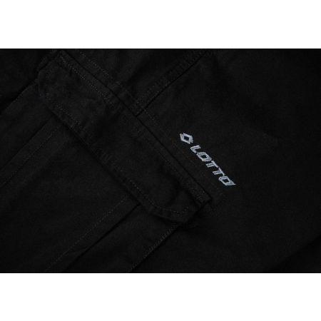 Pánské plátěné kalhoty - Lotto GORDYS - 4