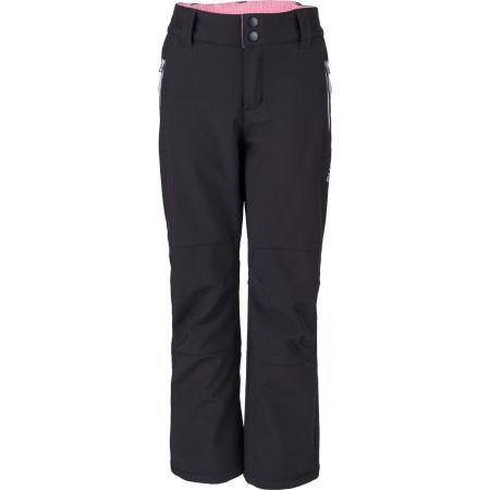 Dívčí softshellové kalhoty - Lotto DAREK - 2