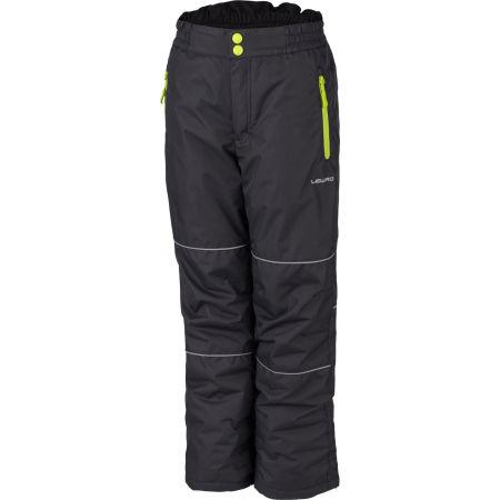 Dětské rostoucí lyžařské kalhoty - Lewro SEVIL - 1