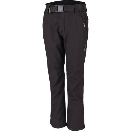 Lewro NERYS - Chlapecké softshellové kalhoty