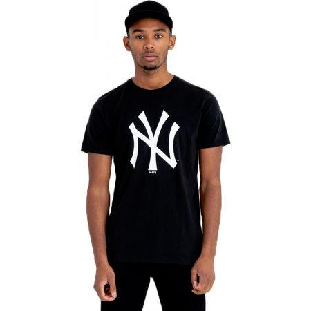 New Era NEW YORK YANKEES TEAM LOGO TEE - Pánské triko