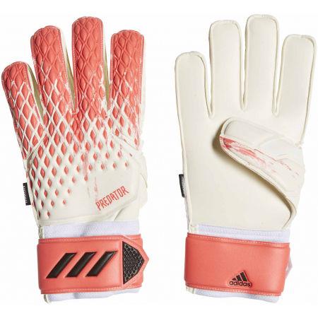 adidas PREDATOR GL MTC FINGERSAVE - Pánské brankářské rukavice