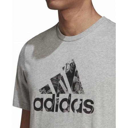 Pánské triko - adidas M PHT LG T - 3