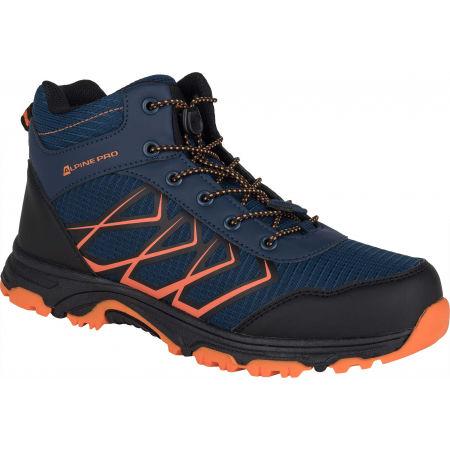 ALPINE PRO JACOBO MID - Dětská outdoorová obuv
