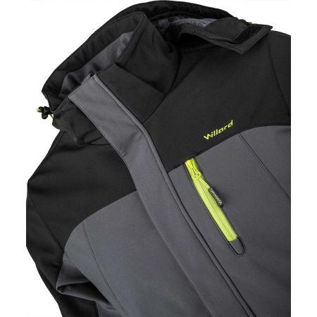Pánská softshellová lyžařská bunda - Willard ROC - 5