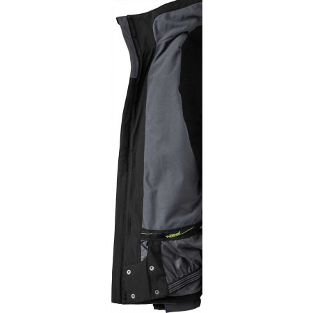 Pánská softshellová lyžařská bunda - Willard ROC - 7