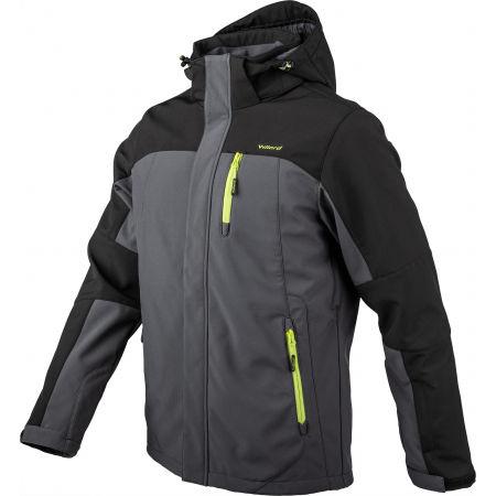 Pánská softshellová lyžařská bunda - Willard ROC - 2