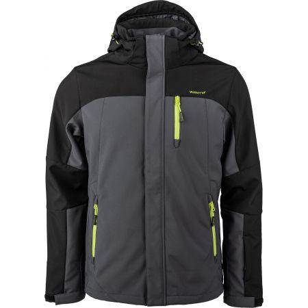 Willard ROC - Pánská softshellová lyžařská bunda