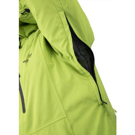 Pánská lyžařská bunda - Willard OSWALD - 5