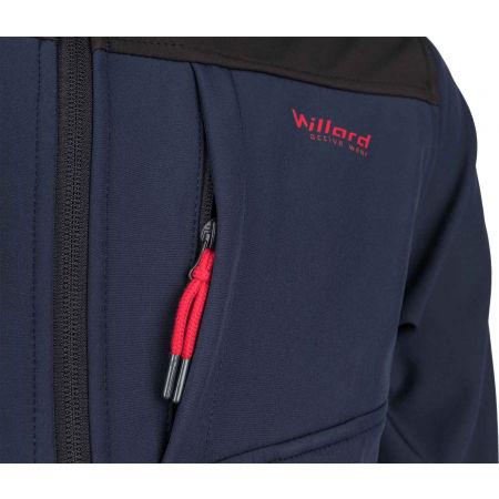 Pánská softshellová bunda - Willard BESTER - 4