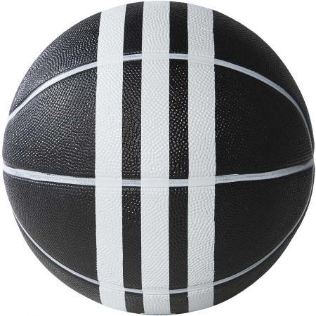 Basketbalový míč - adidas 3S RUBBER X - 2