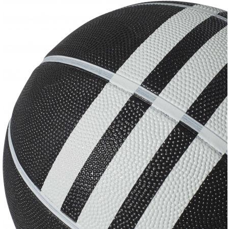 Basketbalový míč - adidas 3S RUBBER X - 3