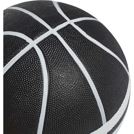 Basketbalový míč - adidas 3S RUBBER X - 4