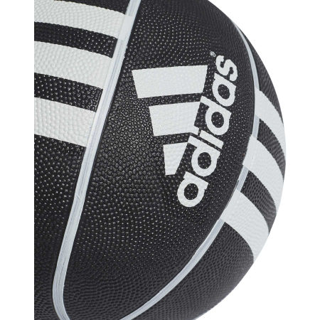 Basketbalový míč - adidas 3S RUBBER X - 5