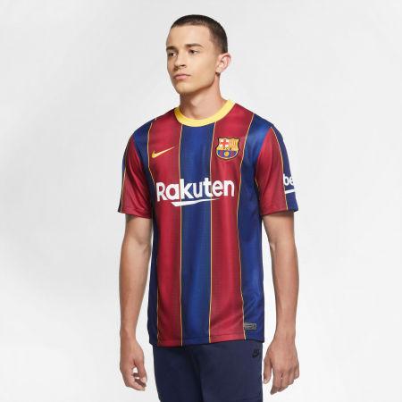 Pánské fotbalové tričko - Nike FCB M NK BRT STAD JSY SS HM - 3