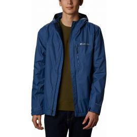 Columbia MENS POURING ADVENTURE - Pánská outdoorová bunda