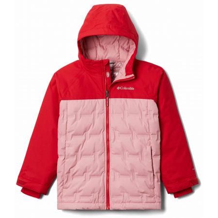 Columbia GRAND TREK DOWN JACKET - Dívčí péřová turistická bunda