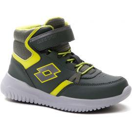 Lotto FUGA AMF MID CL SL - Dětské kotníkové boty