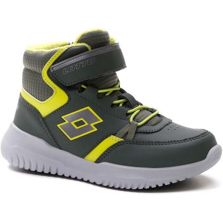 Dětské kotníkové boty - Lotto FUGA AMF MID CL SL - 1