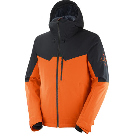 Salomon UNTRACKED JACKET M - Pánská lyžařská bunda