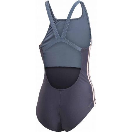Dámské jednodílné plavky - adidas SH3.RO COLORBLOCK 3S SWIMSUIT - 2