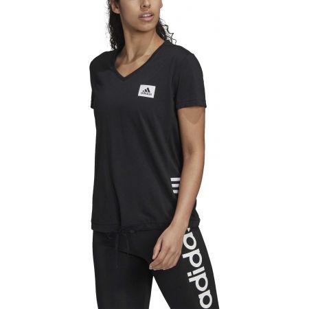 Dámské sportovní tričko - adidas D2M MO T - 3