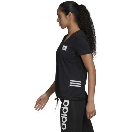 Dámské sportovní tričko - adidas D2M MO T - 5