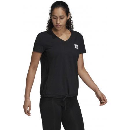 Dámské sportovní tričko - adidas D2M MO T - 6