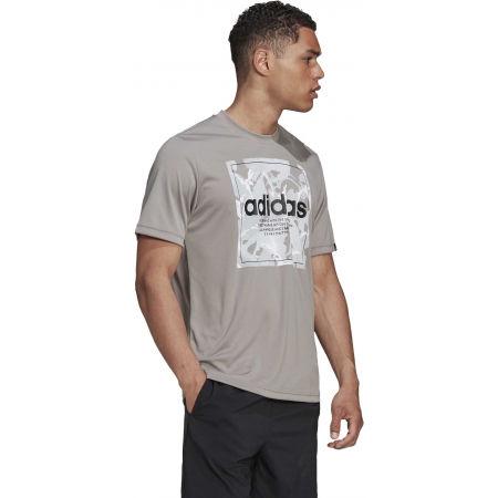 Pánské tričko - adidas CAMO BX T - 6