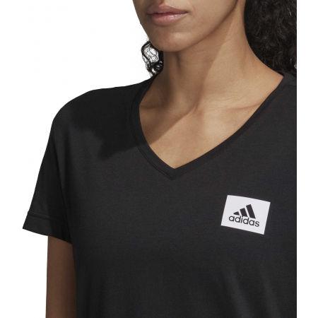 Dámské sportovní tričko - adidas D2M MO T - 8