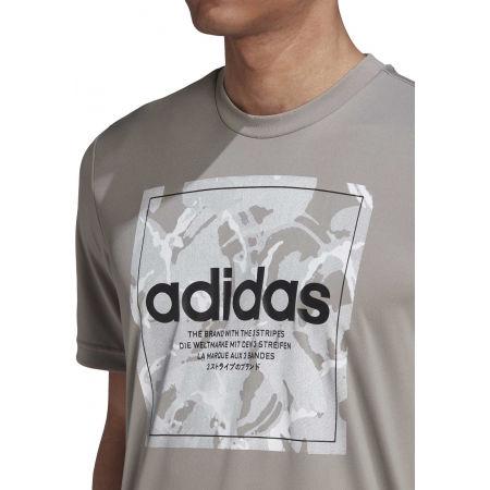 Pánské tričko - adidas CAMO BX T - 8