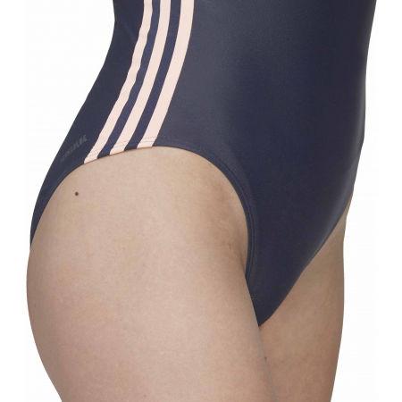 Dámské jednodílné plavky - adidas SH3.RO COLORBLOCK 3S SWIMSUIT - 9