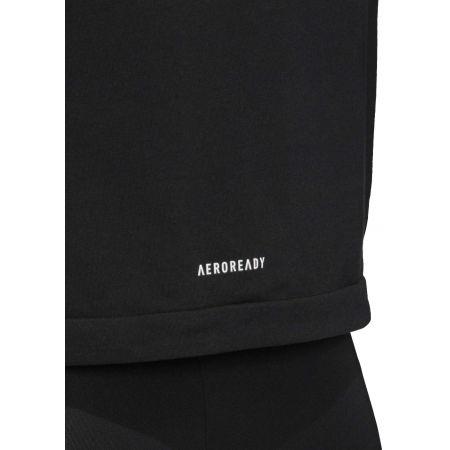 Dámské sportovní tričko - adidas D2M MO T - 10
