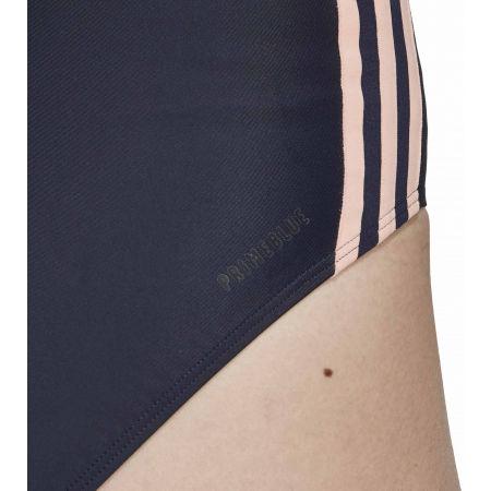 Dámské jednodílné plavky - adidas SH3.RO COLORBLOCK 3S SWIMSUIT - 10