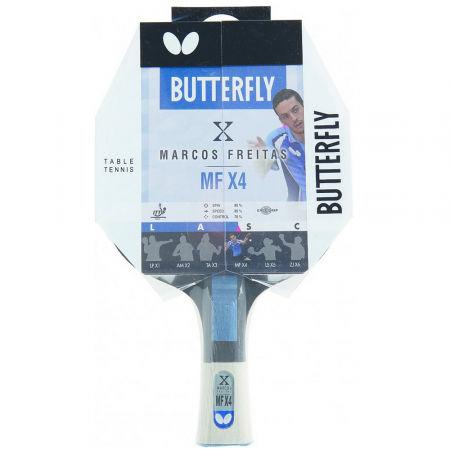 Butterfly MARCOS FREITAS MFX4 - Pálka na stolní tenis