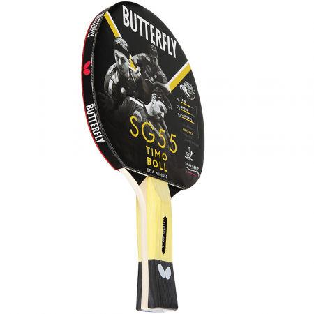 Butterfly TIMO BOLL SG55 - Pálka na stolní tenis