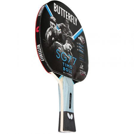 Butterfly TIMO BOLL SG77 - Pálka na stolní tenis