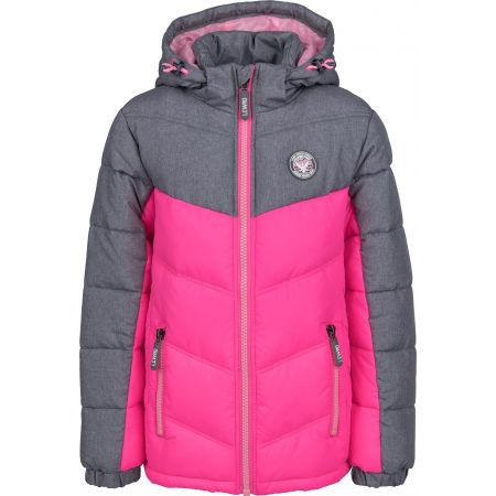 Lewro ILAYA - Dětská prošívaná bunda