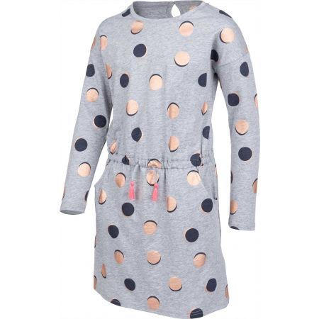 Dívčí šaty - Lewro SAFIRA - 2