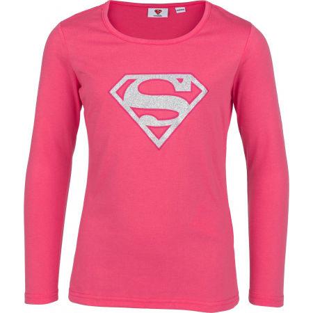 Warner Bros SILA SUPERGIRL - Dívčí triko